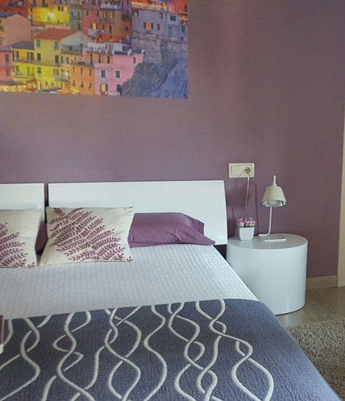 Purple - Xarol room